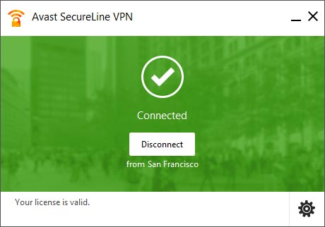 Avast SecureLine VPN Standalone Version